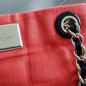 kate spade Bags - Kate Spade quilted canvas tote
